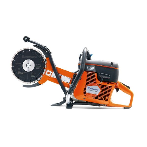 POWER CUTTER K760 CNB EL35 CORTADORA DOBLE DISCO HUSQVARNA